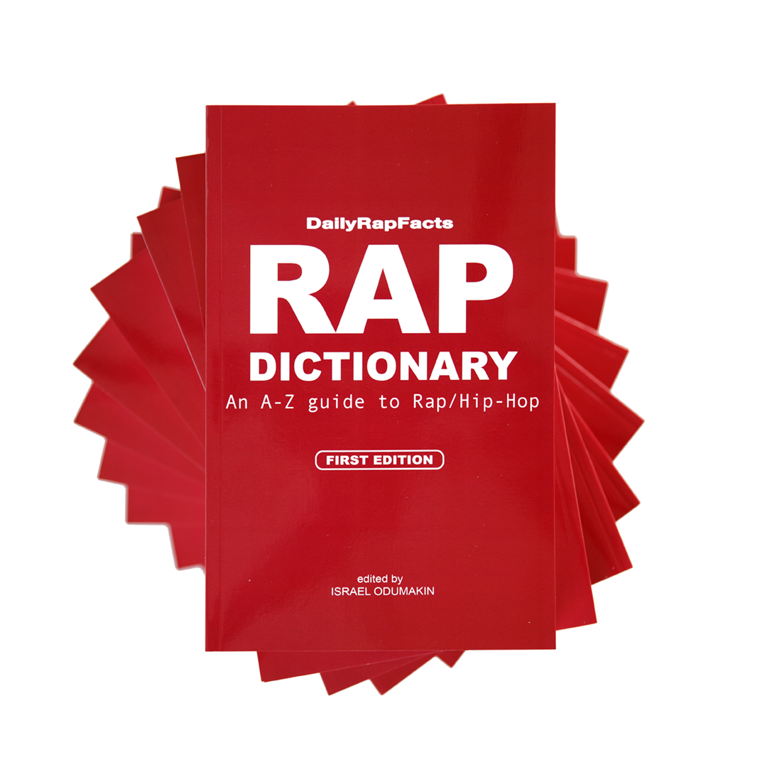 RAP DICTIONARY BOOKS